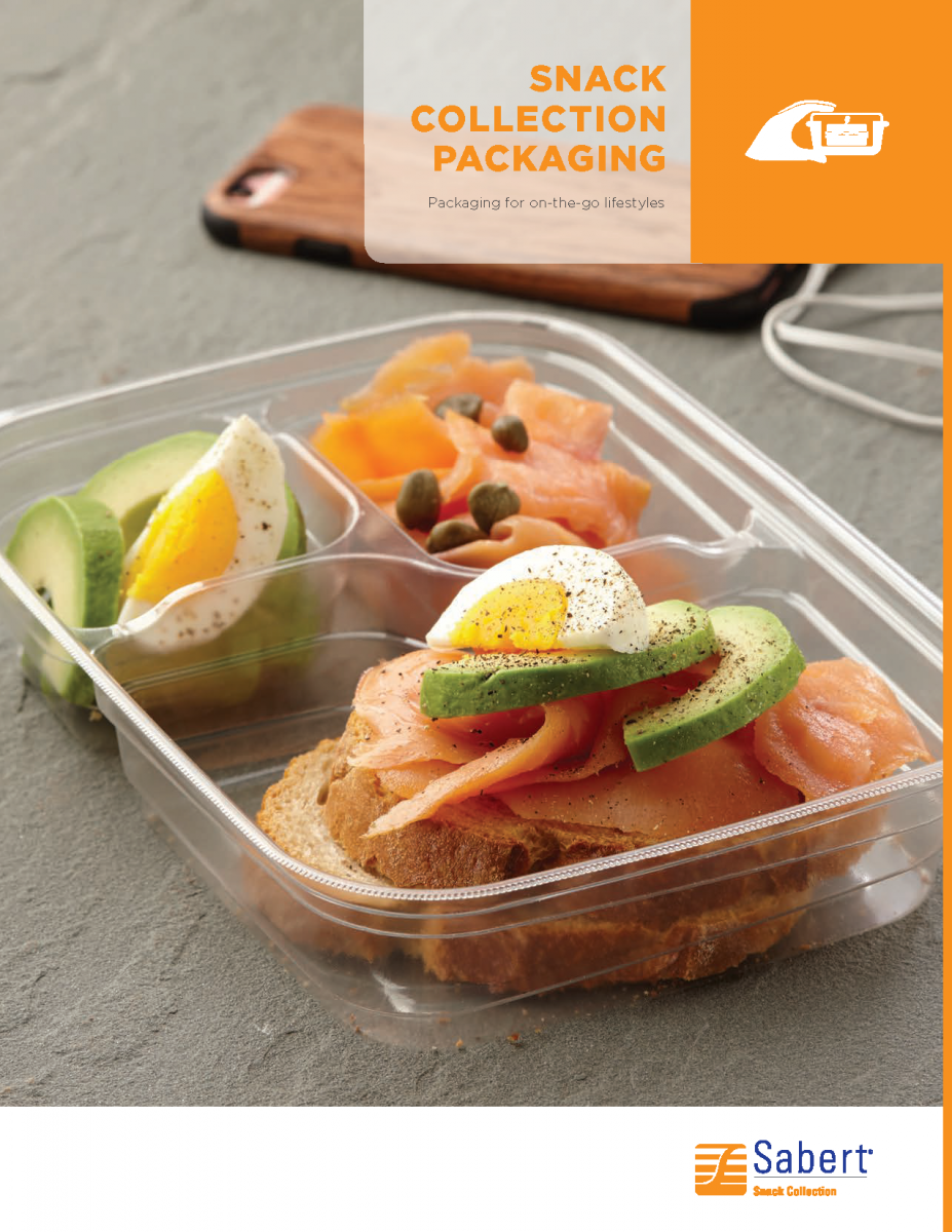 Snack Collection Brochure
