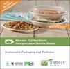 Green Collection: Compostable Burrito Bowls