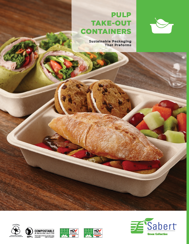 Green Collection:  Compostable