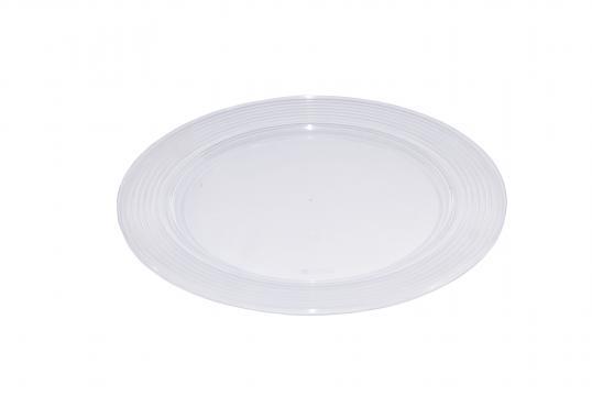 PLATE PLASTIC 6IMP144C  6