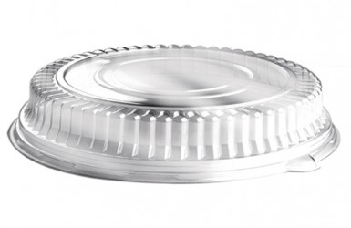 Clear Low Dome Lid