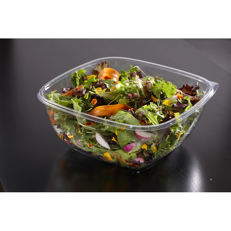 300CT 24OZ CLR PET SQBOWL